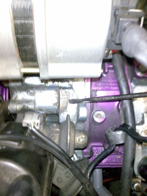 mazda 12a engine number location